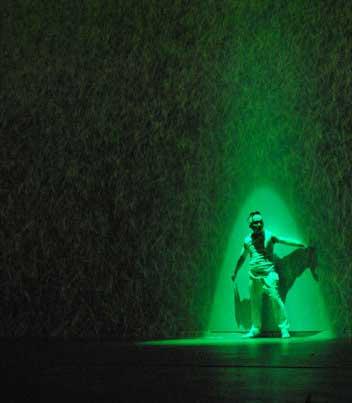 舞台剧《我,就是我》首演推音乐剧场概念